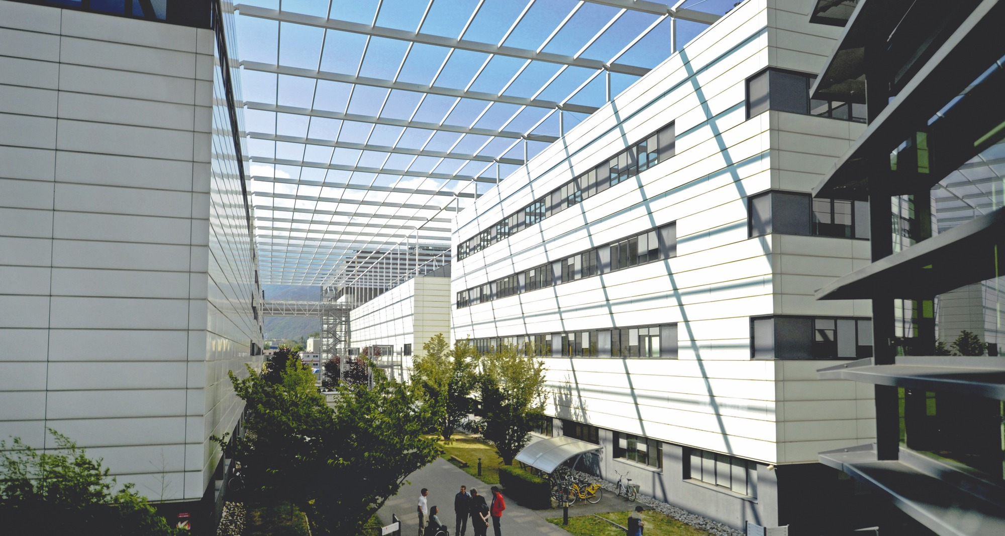Campus Minatec à Grenoble