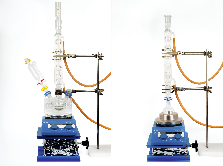 Montage de synthèse organique