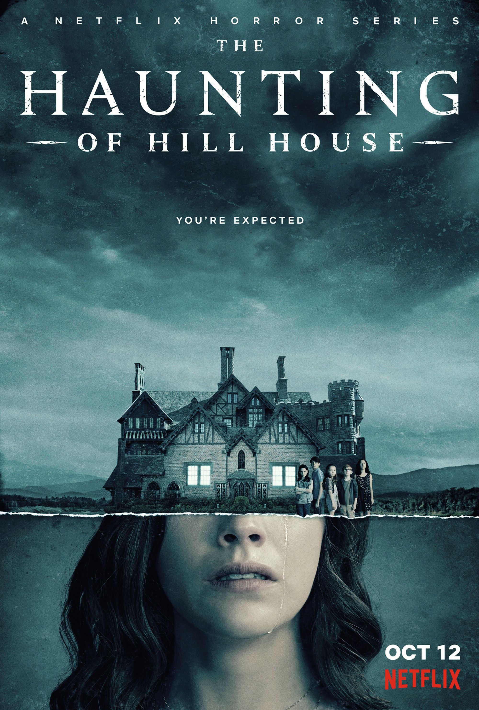 Hauntig of Hill House