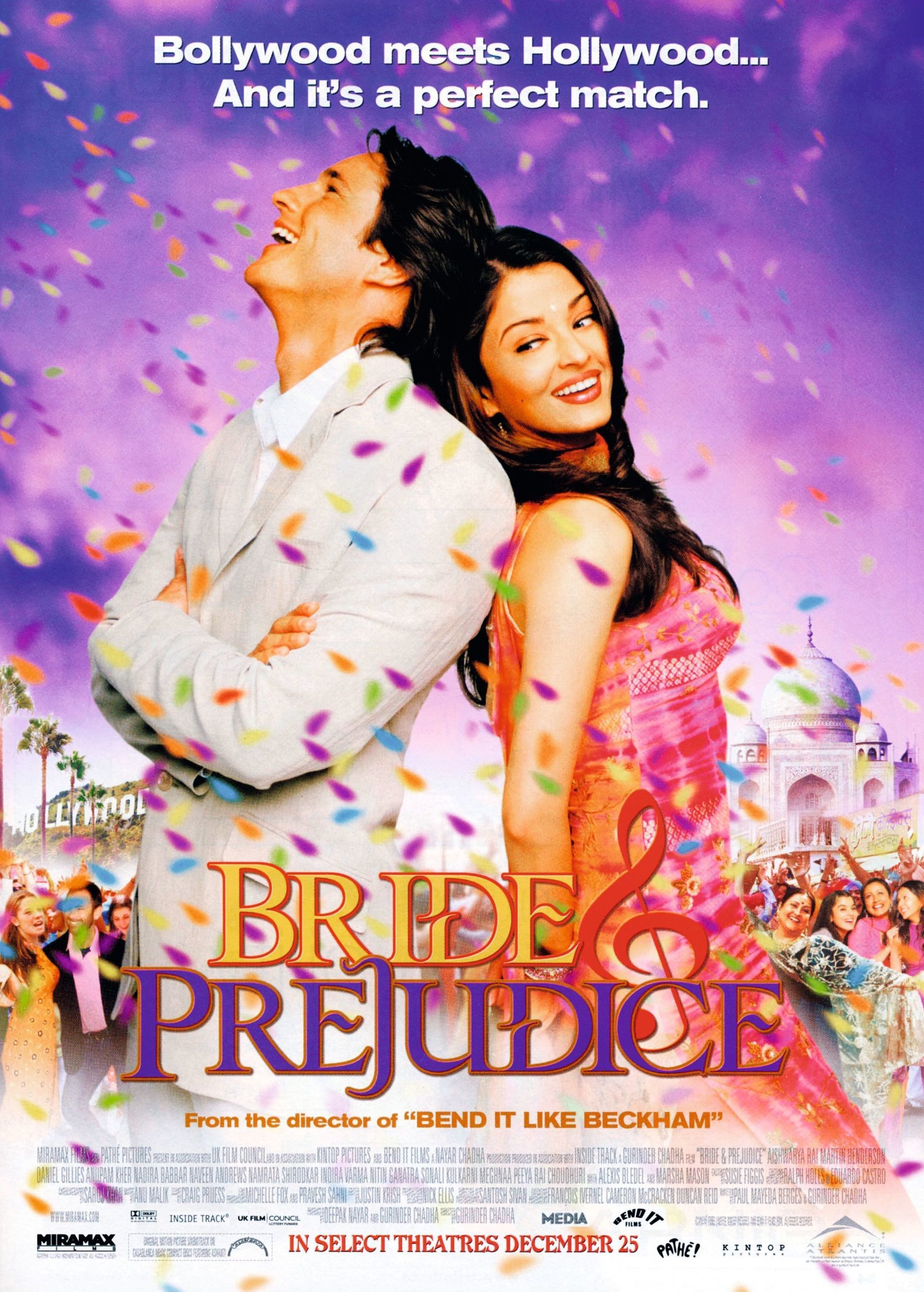 Bride & Prejudice, by Gurinder Chadha, 2004.