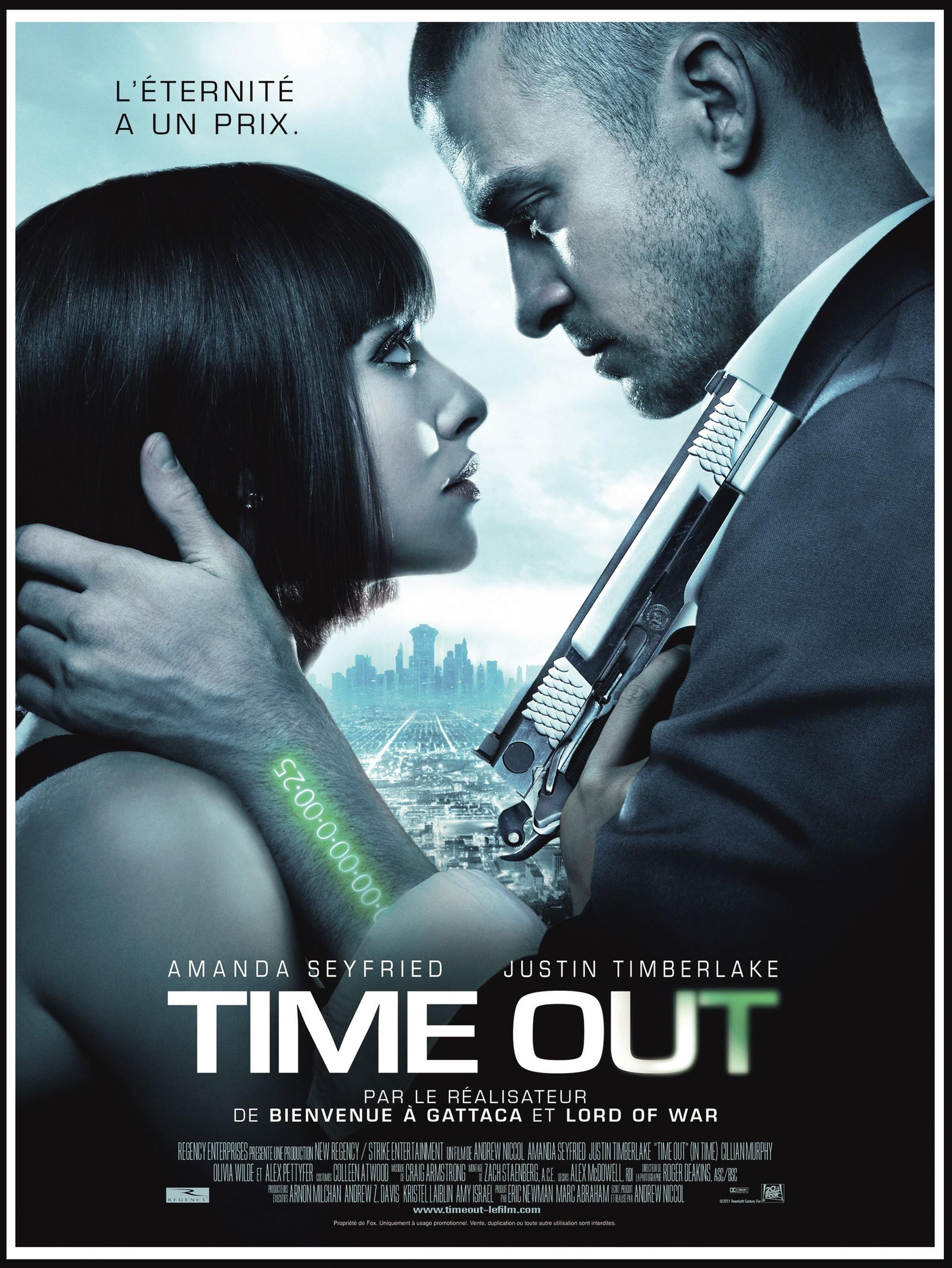 Affiche de Time-out