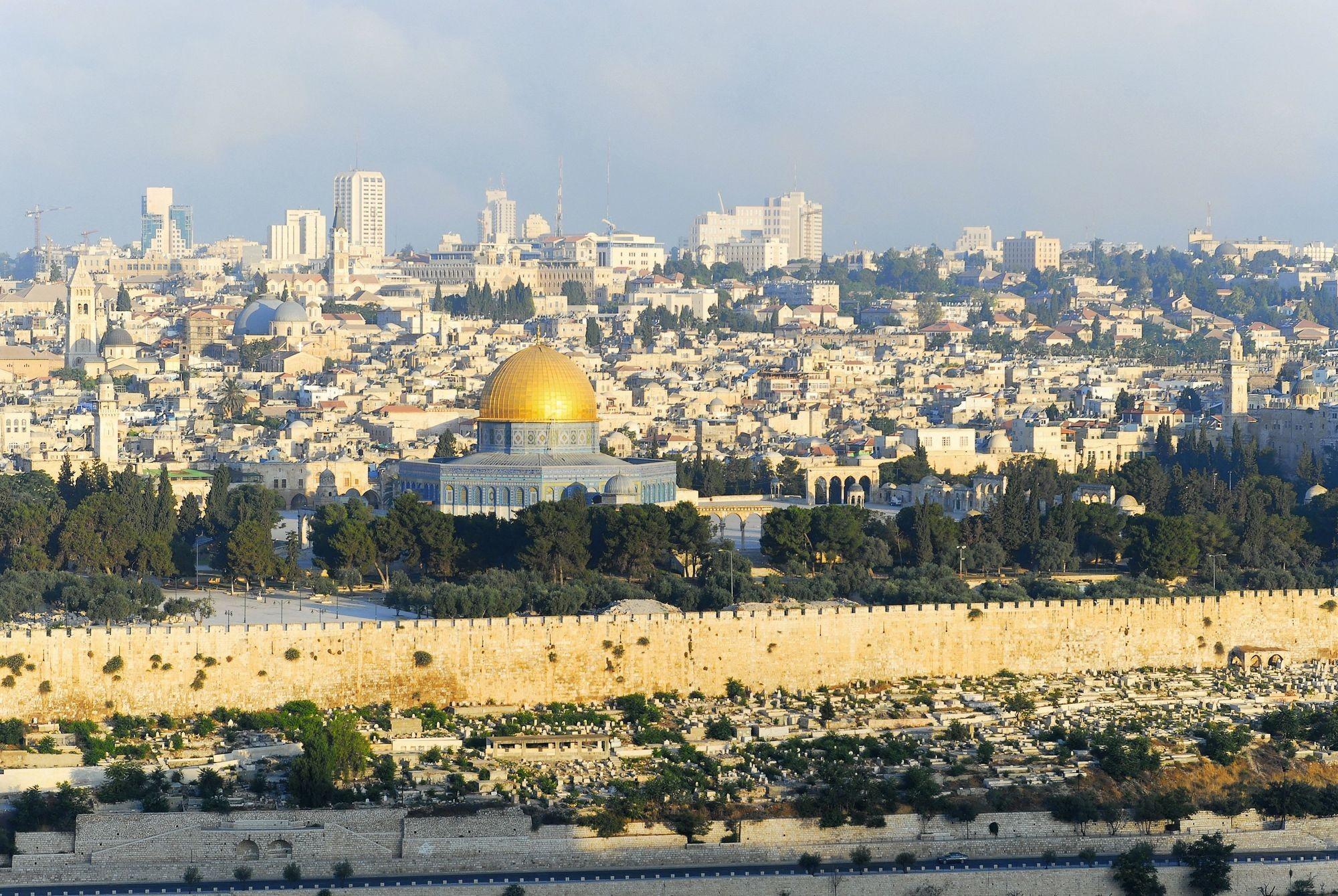 Jérusalem, ville sainte en partage