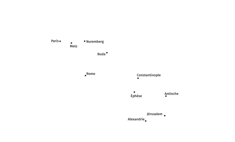 Le monde méditerranéen en 1146 texte