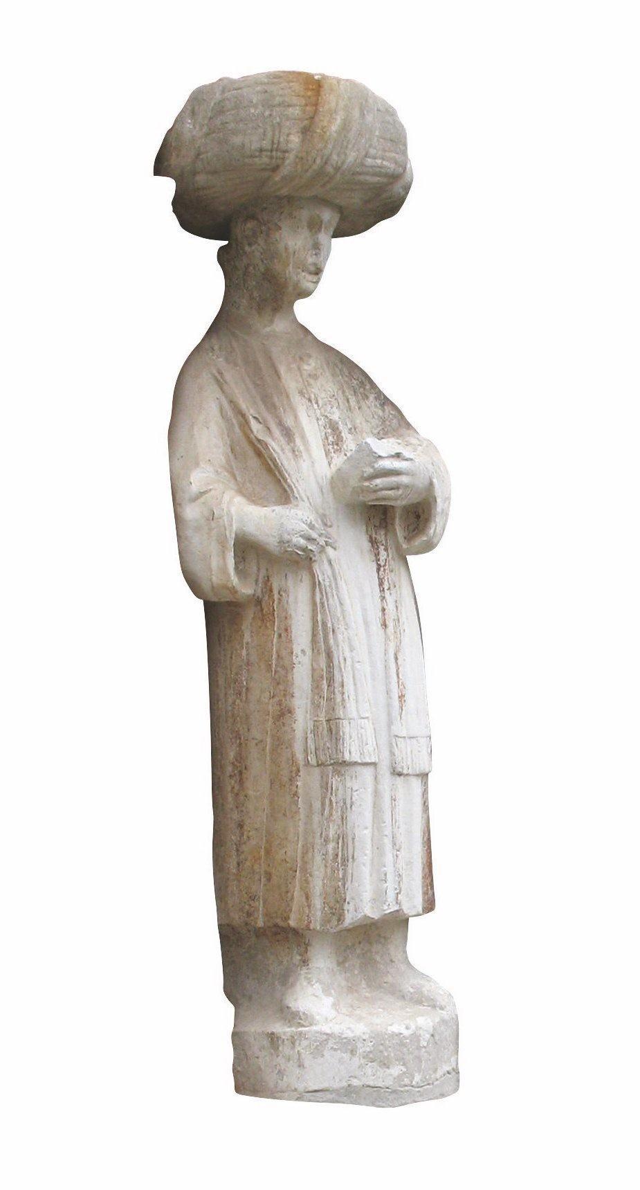 Le campo dei Mori, Figurine 3