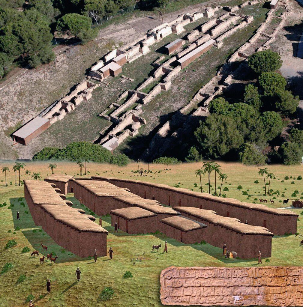 Le site archéologique du ribât de Guardamar (Espagne)