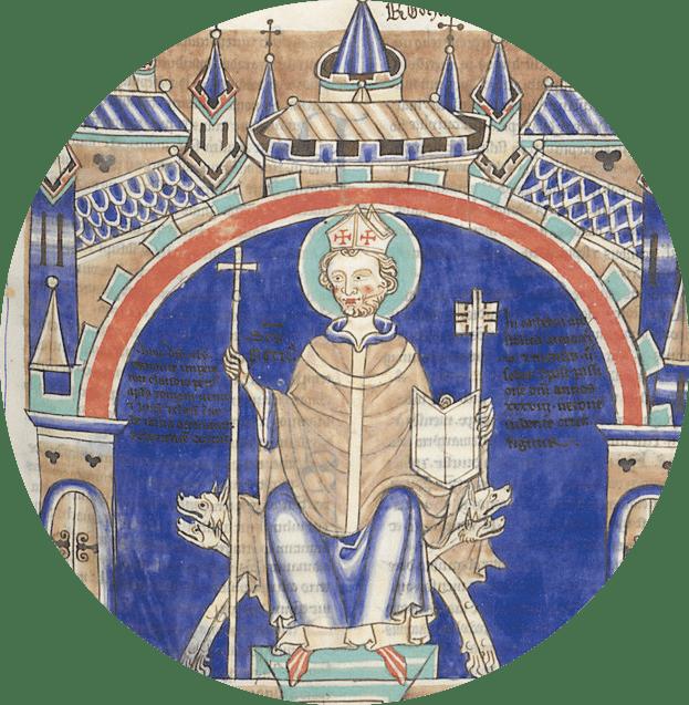Le pape de Rome
