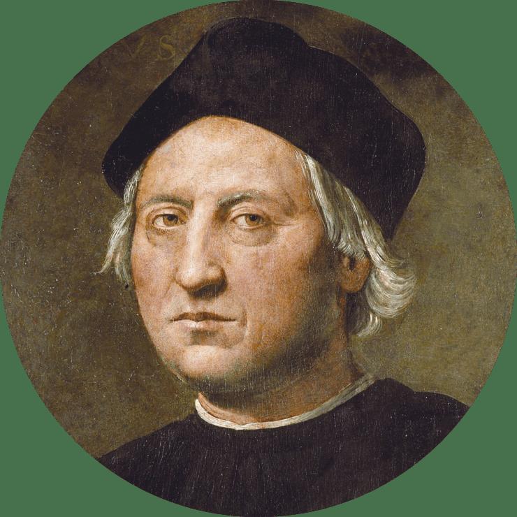 Christophe Colomb (v. 1450‑1506)