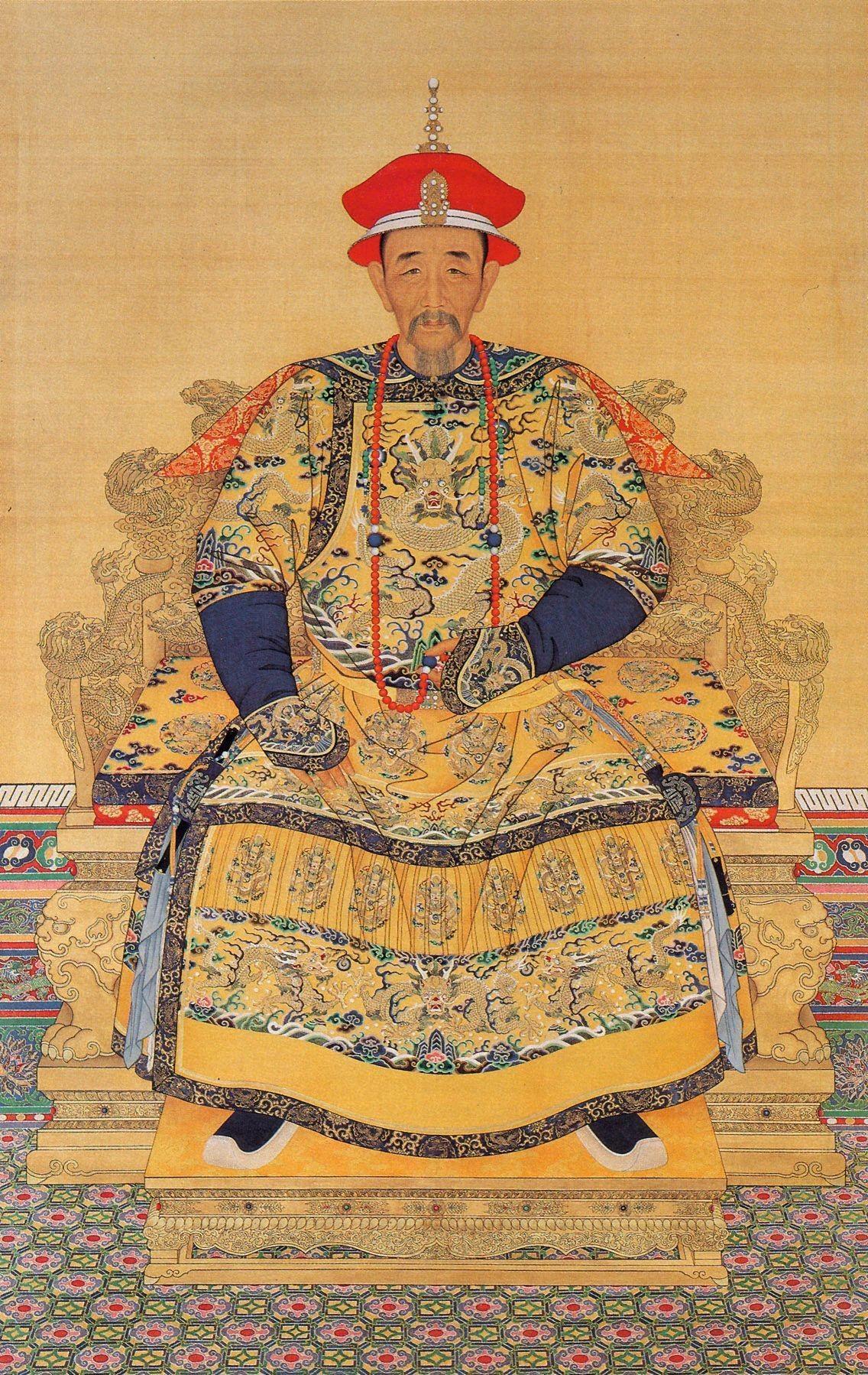Kangxi, le « Roi-Soleil chinois »