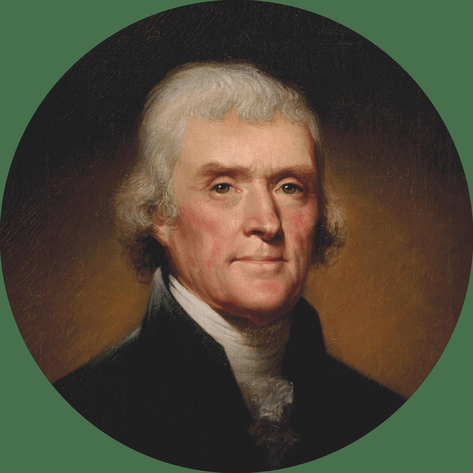 Thomas Jefferson (1743‑1826)