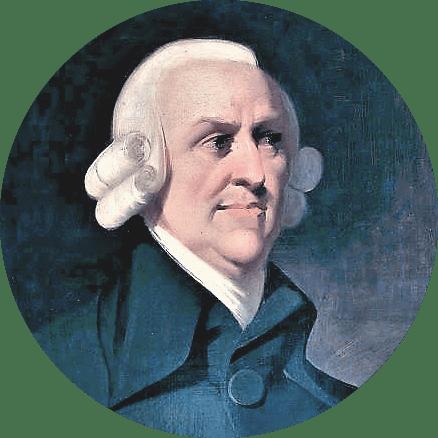 Adam Smith (1723‑1790)