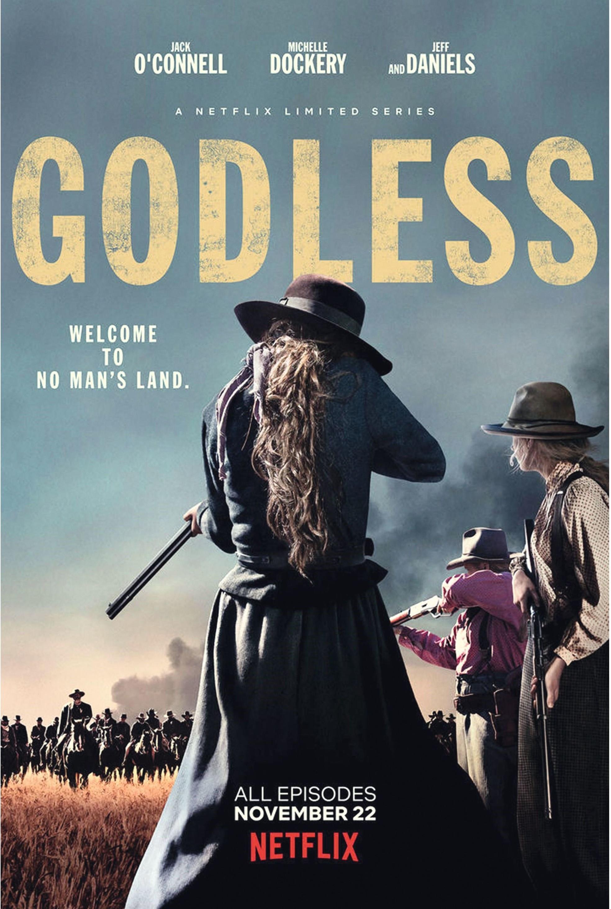 Godless, by Scott Frank, 2017.