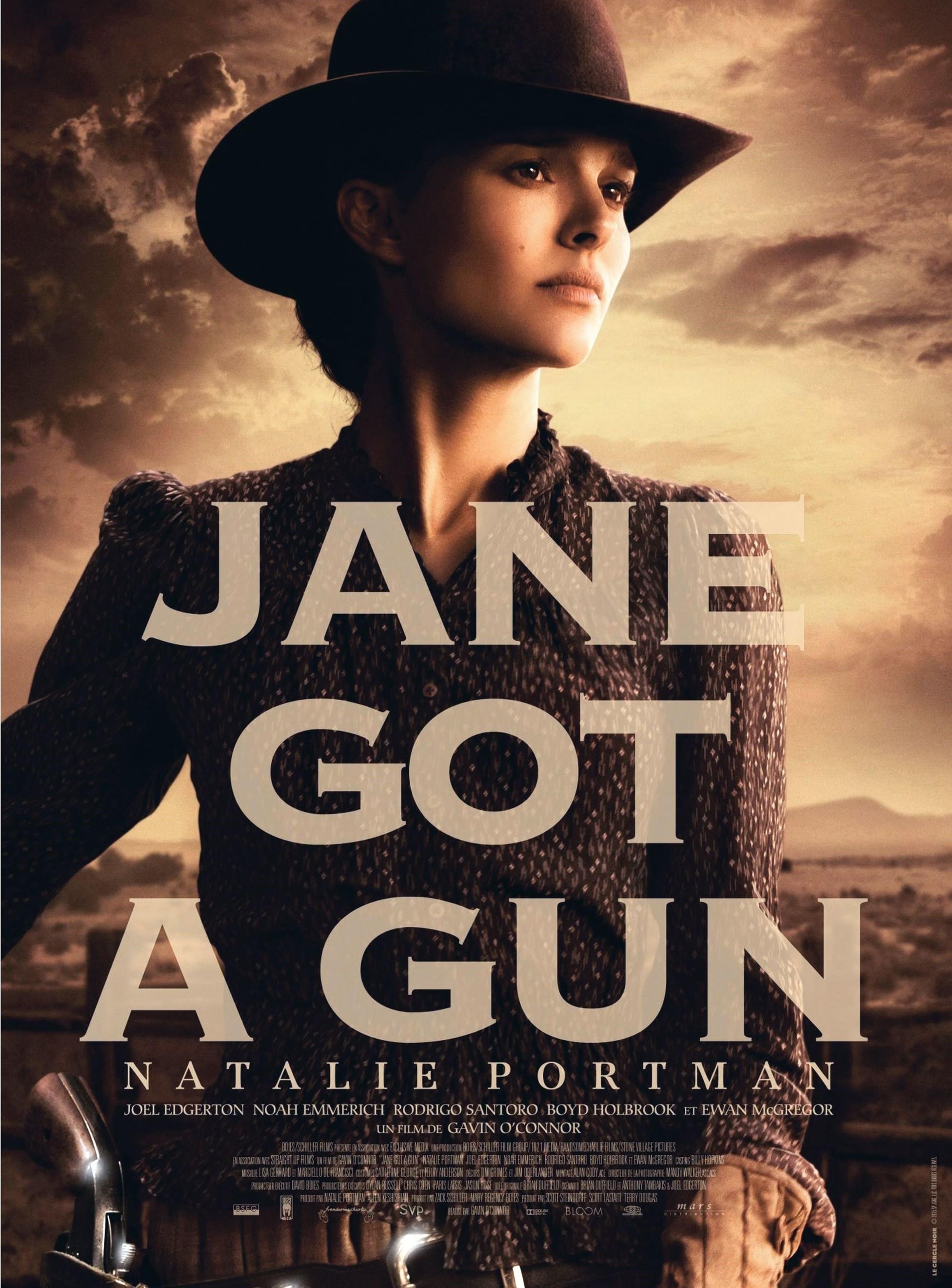 Jane Got a Gun, by Gavin O'Connor, 2016.