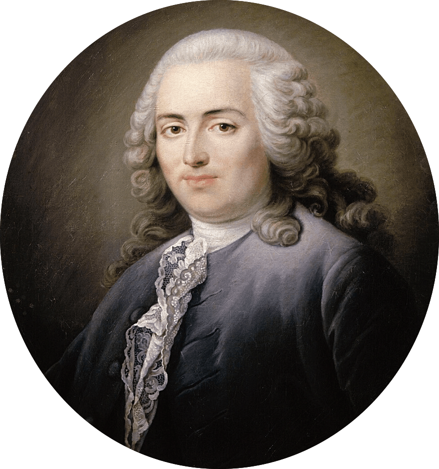 Anne Robert Jacques Turgot  (1717-1781)