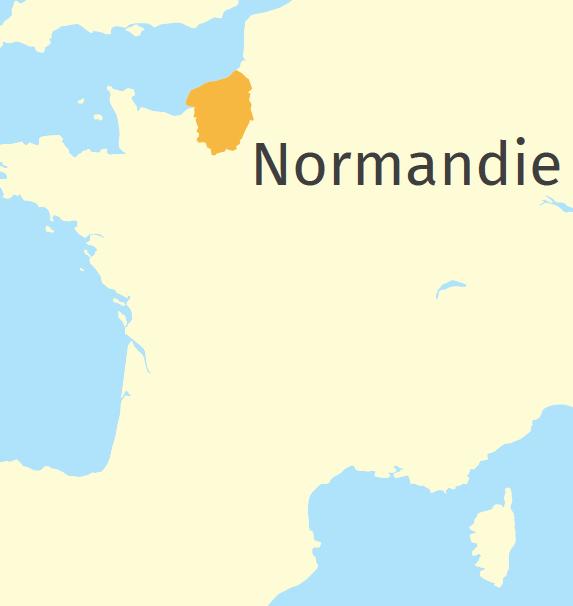 1639 : La révolte des Va Nu-pieds, Normandie