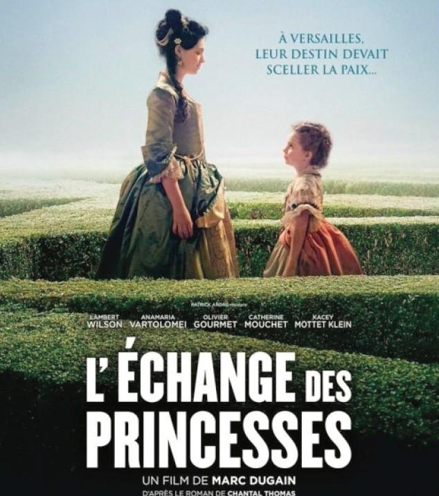 Marc Dugain, L'Echange des princesses, 2017