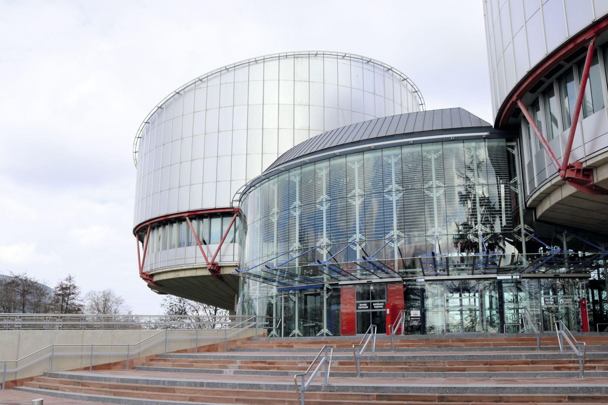 La Cour européenne des droits de l'homme (Strasbourg)