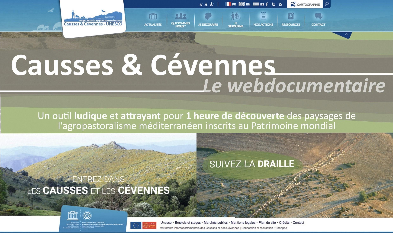 Le parc national des Cévennes : la volonté de préserver l'espace rural