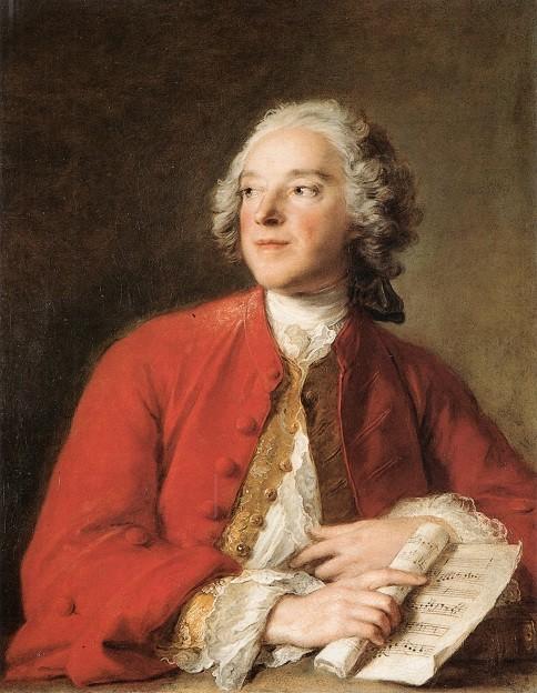 Jean-Marc Nattier Portrait de Pierre-Augustin Caron de Beaumarchais
