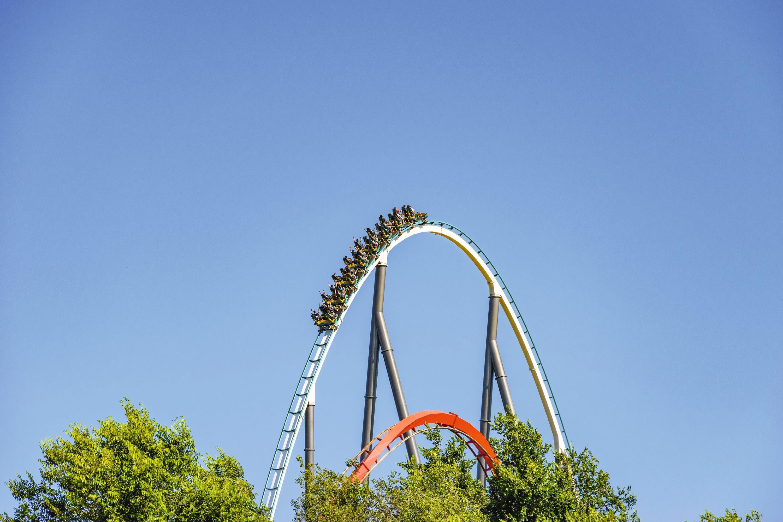 Rollercoaster, Équations et inéquations du second degré