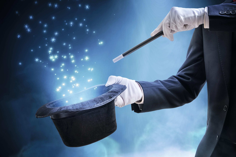 Tour de magie - activité - Équation et inéquation du second degré