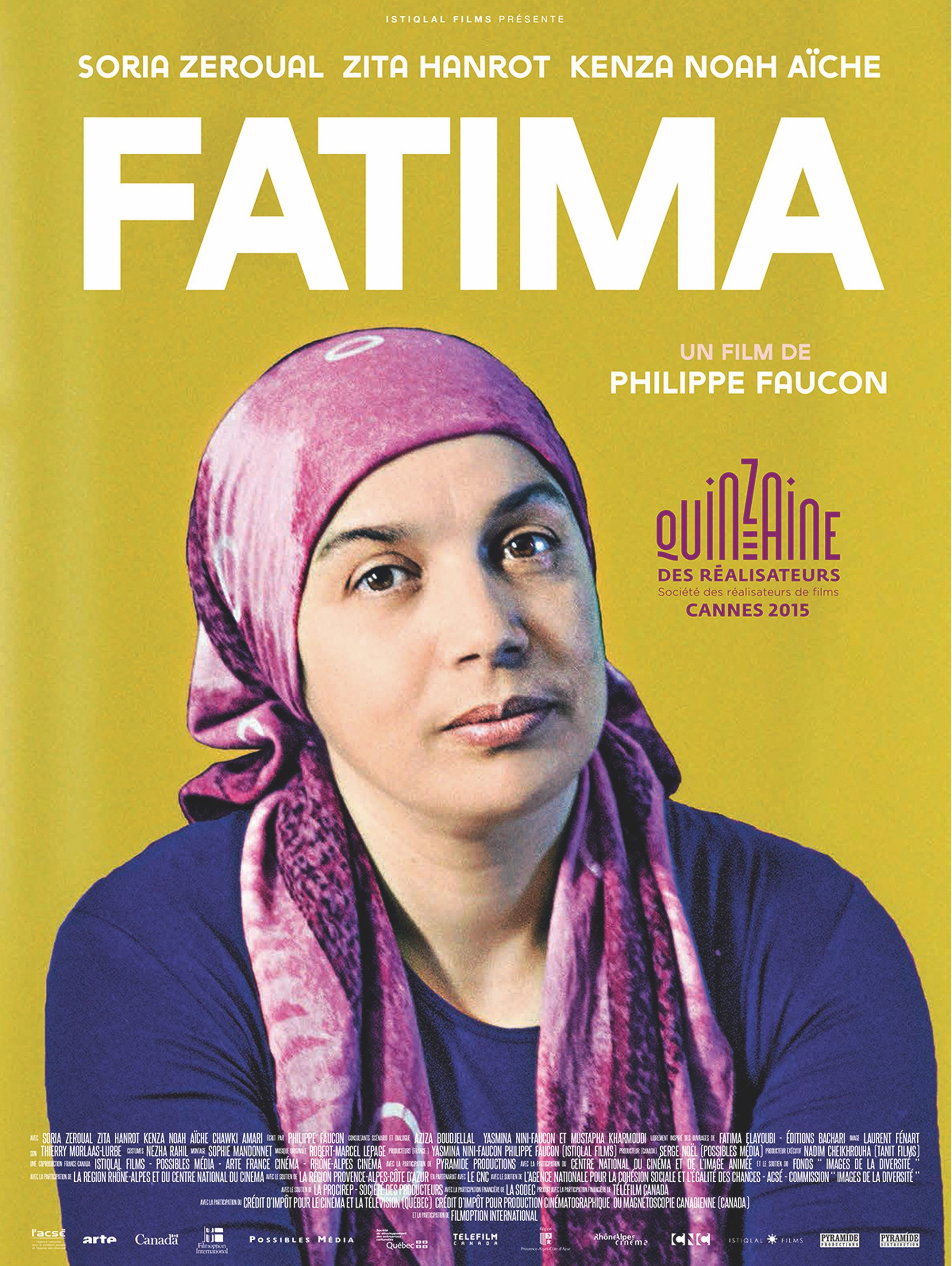 Affiche du film Fatima de Philippe Faucon, 2015