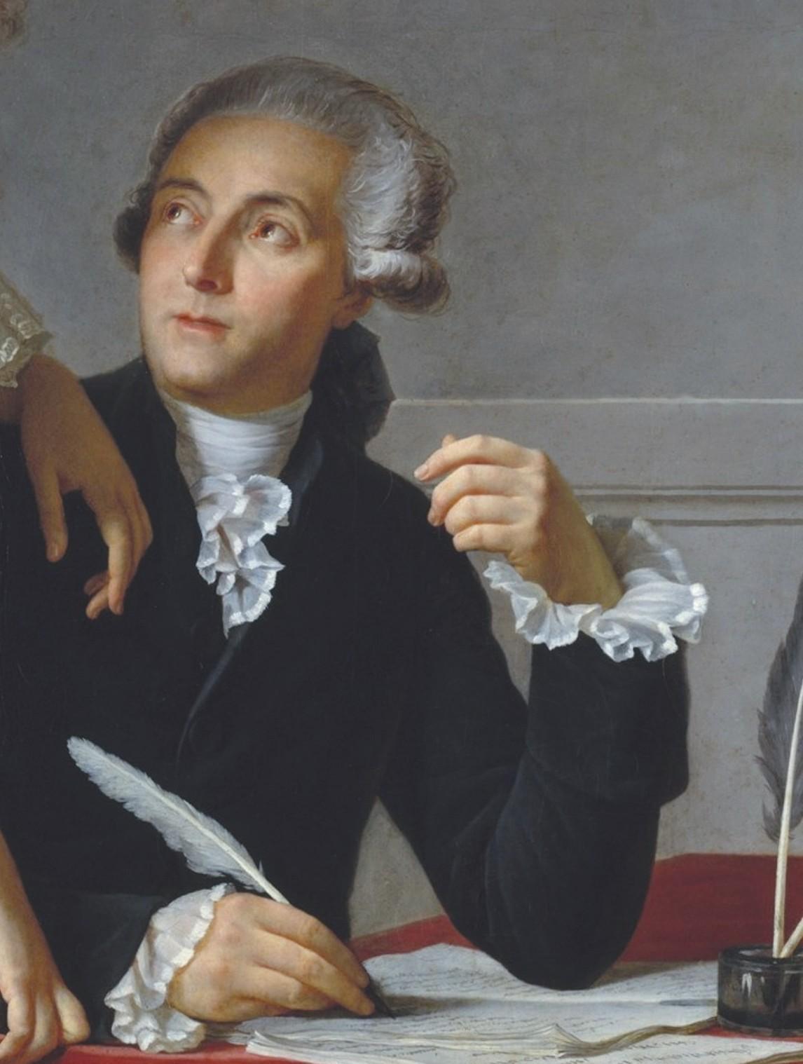Portrait de Monsieur de Lavoisier