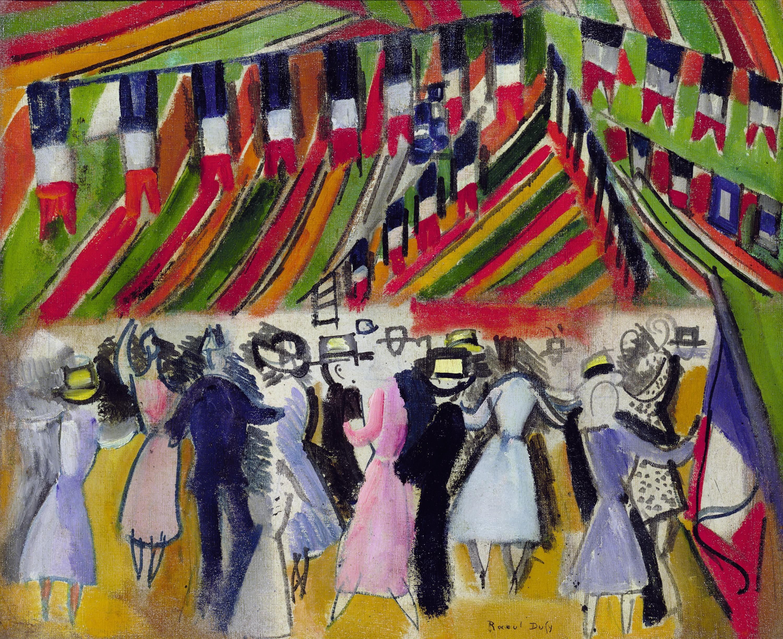 Raoul Dufy, 14 juillet