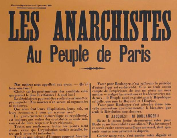 Une Anarchistes, Ravachol