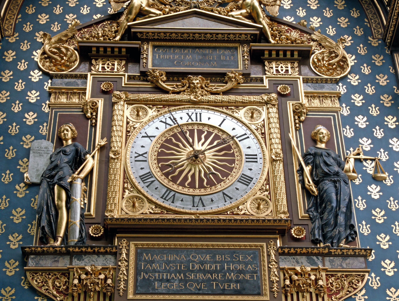 L'horloge mécanique