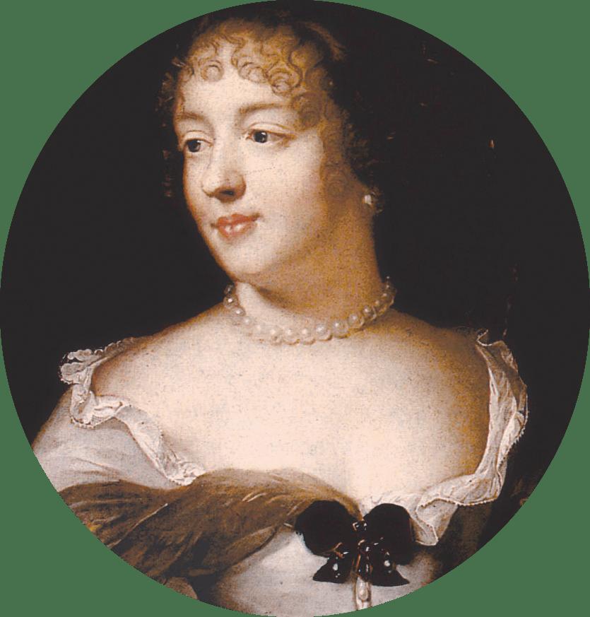 .Madame de Sevigné