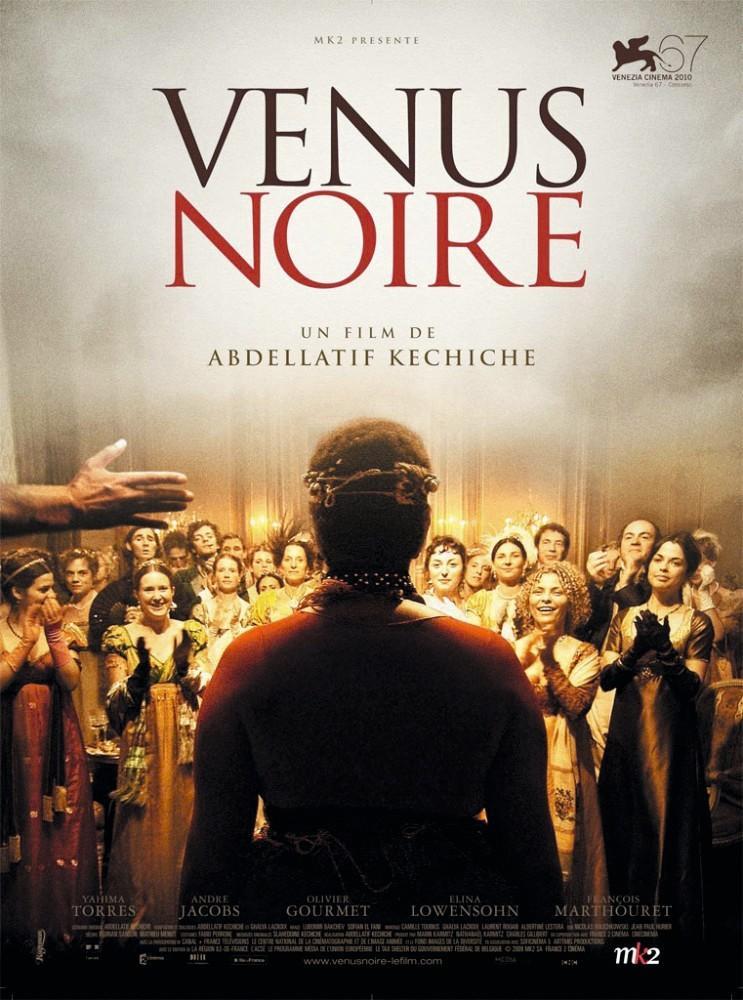 Affiche, film Venus noirede A. Kechiche