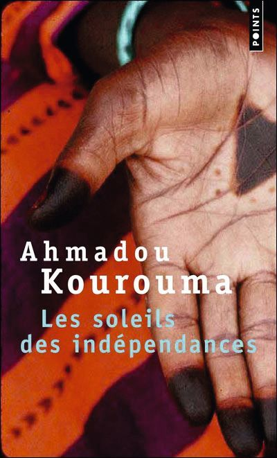 Couverture_Soleils des independances de A. Kourouma