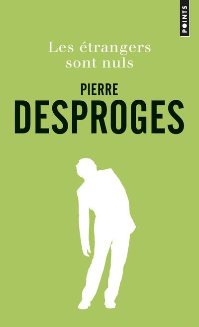 Les étrangers sont nuls Pierre Desproges