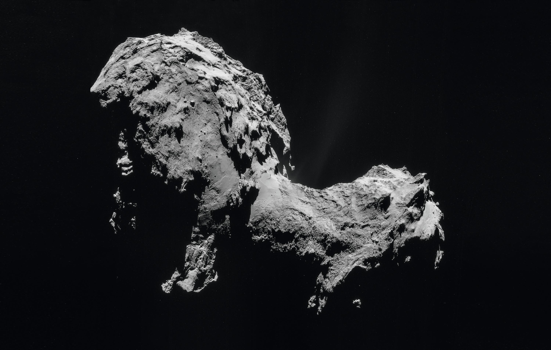 Comète Tchouri