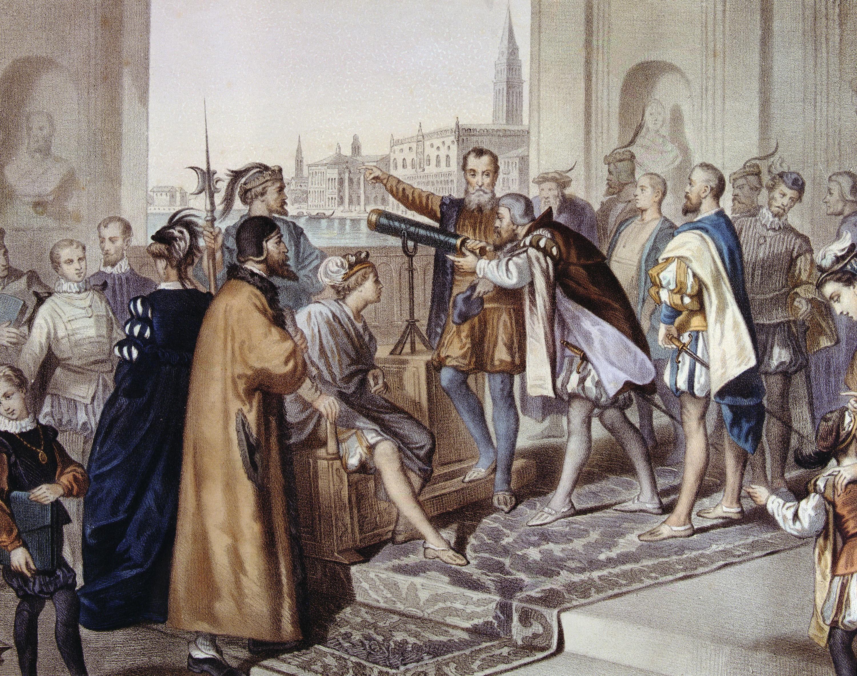 Observation de Galilée