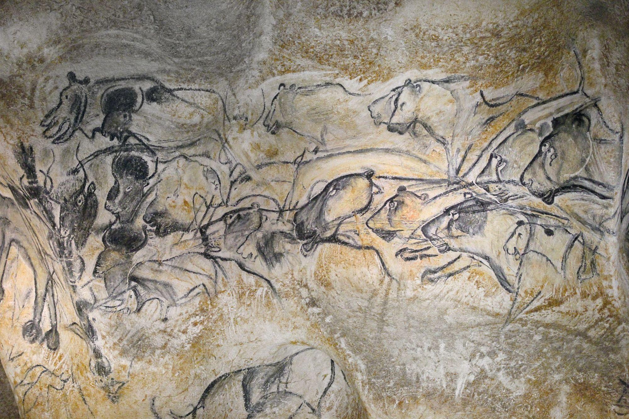 grotte peinture datation méthode le plus beau site de rencontre dans le monde