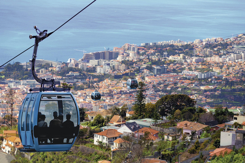 Le Portugal mise aussi sur le tourisme et l'immobilier pour stimuler la croissance. Ici, l'île de Madère.