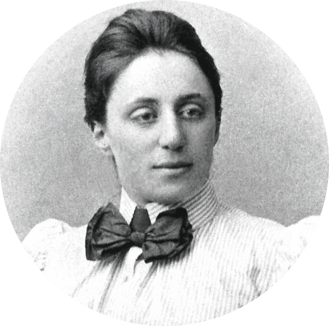 Portrait de Emmy Noether