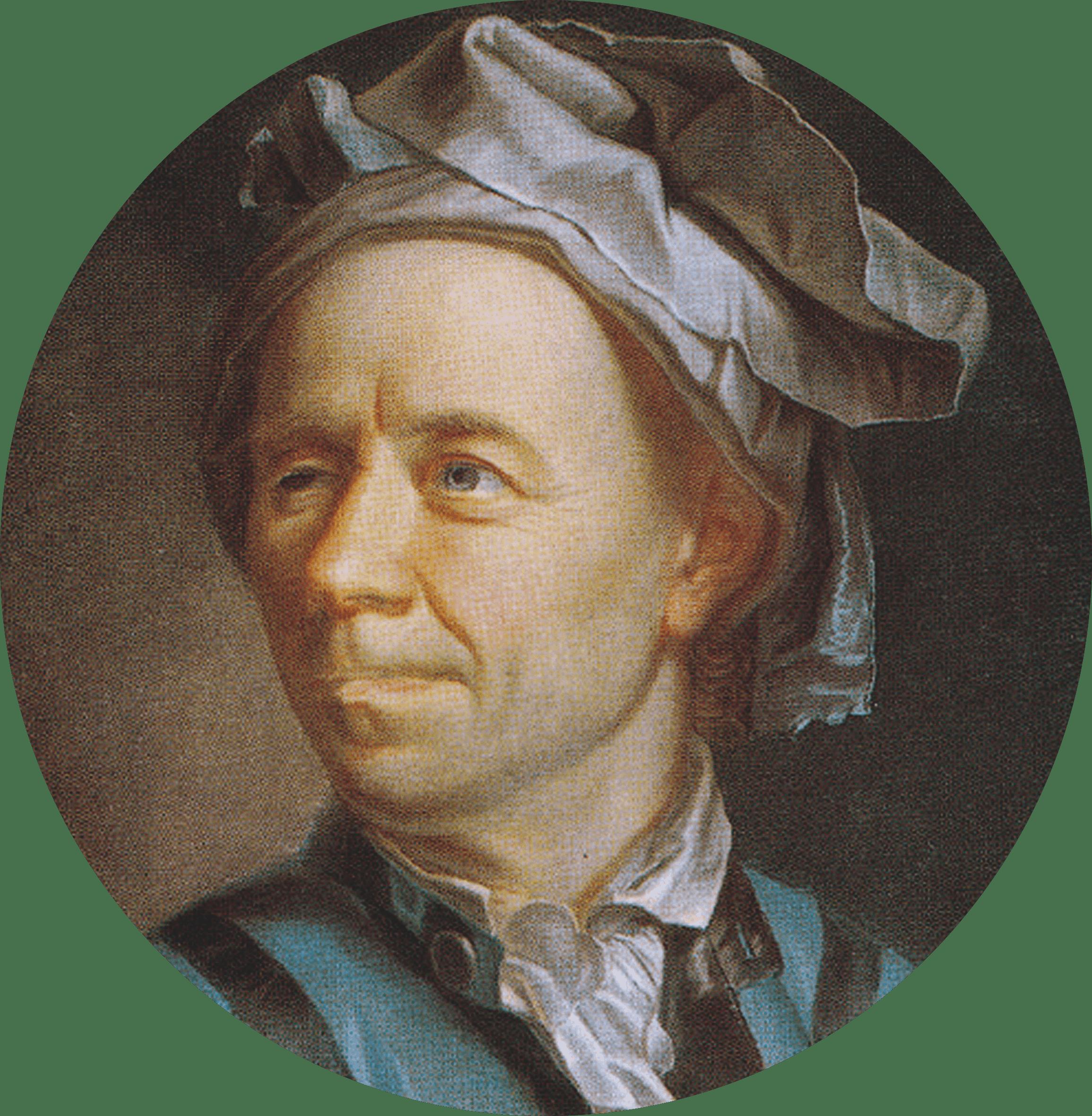 Portrait de Leonhard Euler
