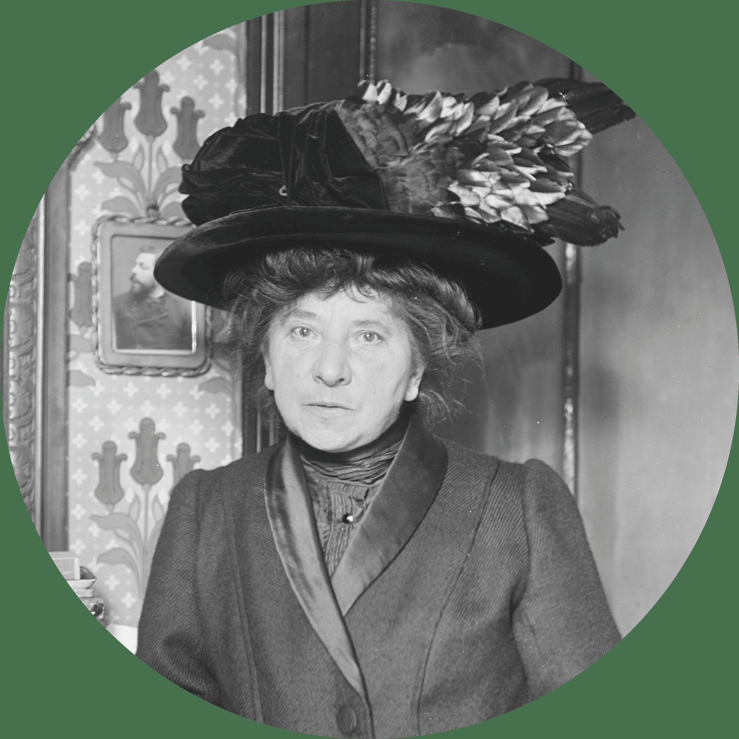 Hubertine Auclert (1848-1914)