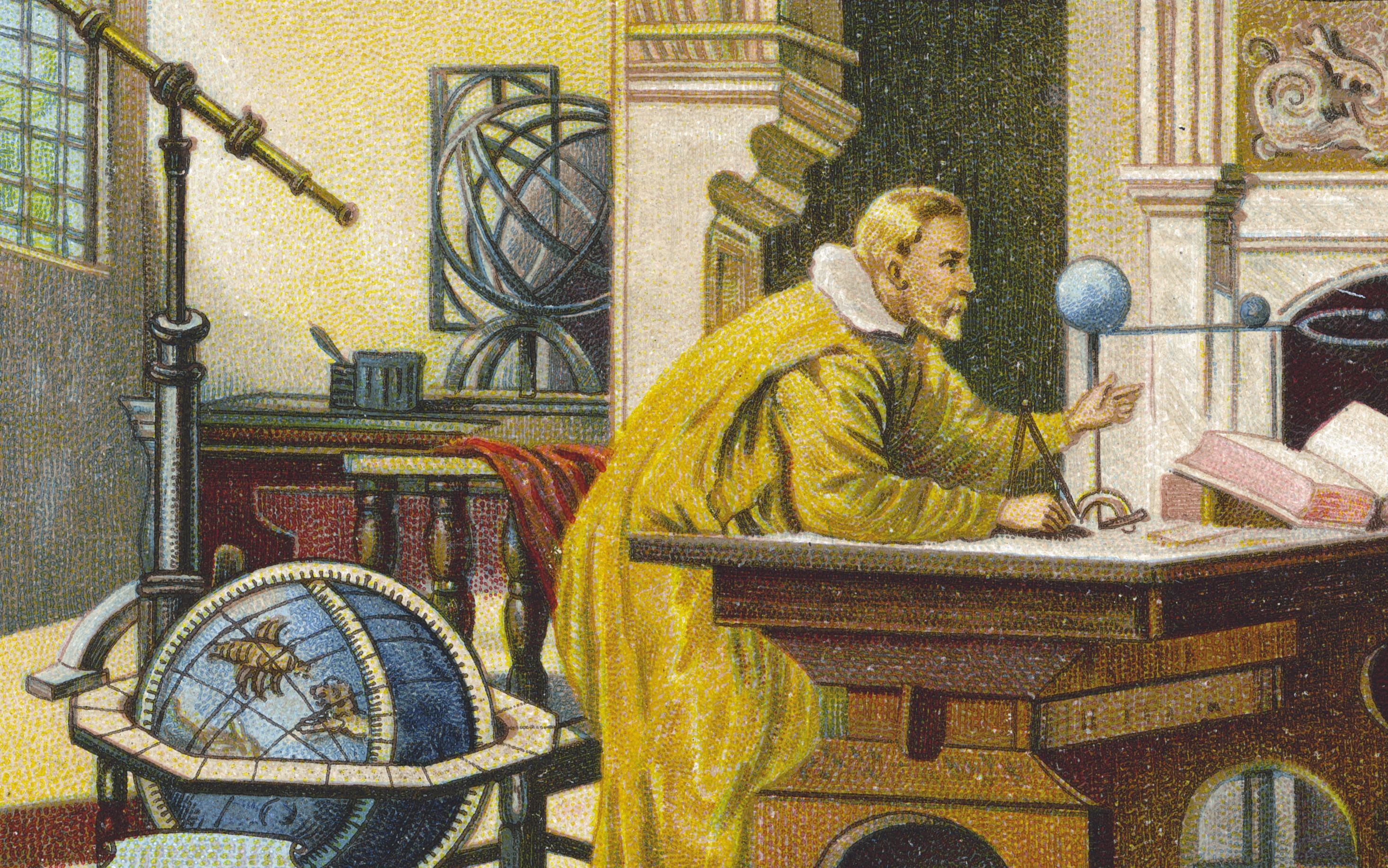 La lunette de Kepler