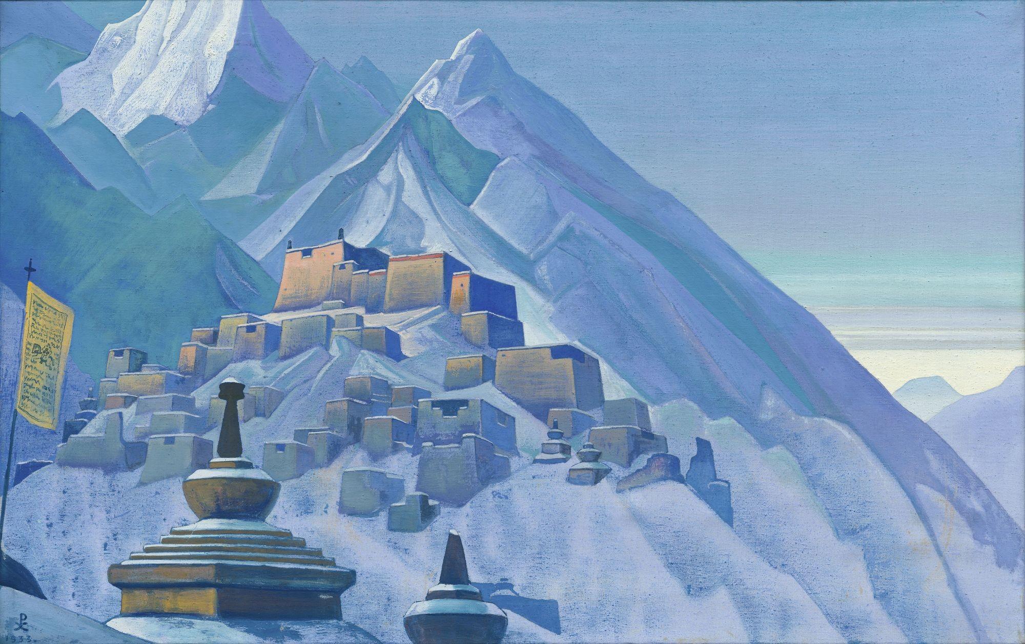 Tibet Himalaya Nicholas Roerich