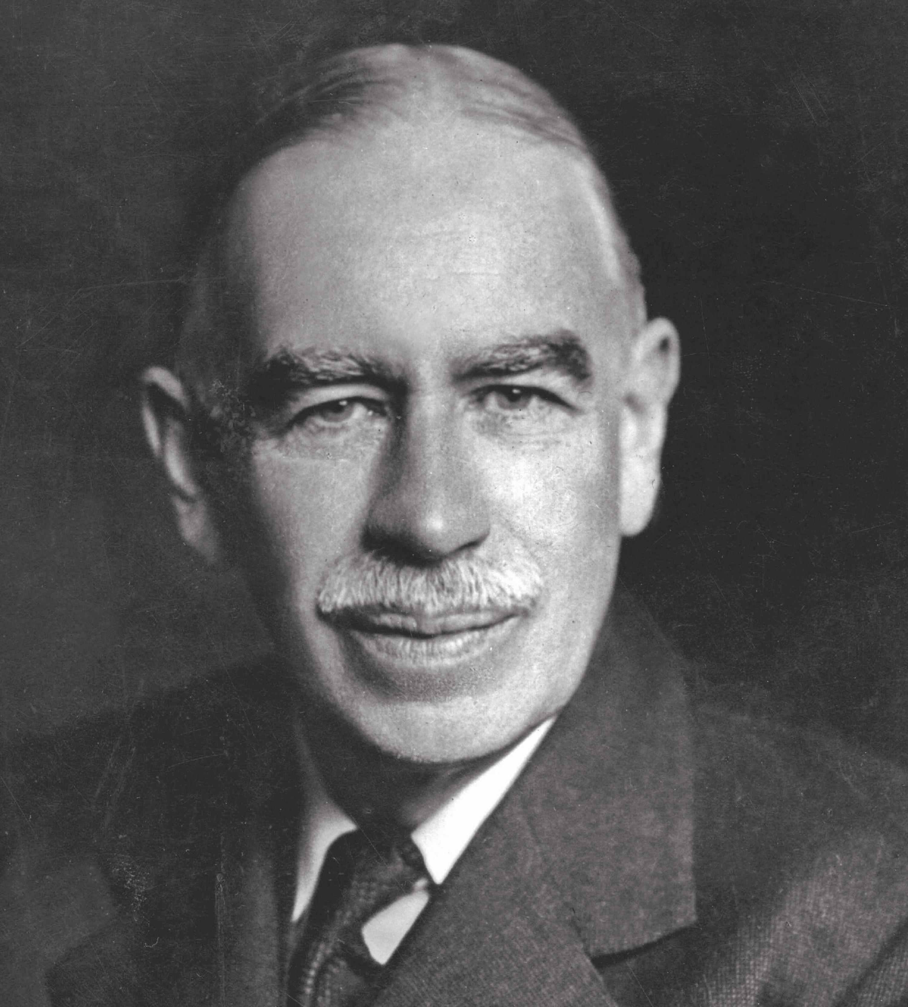 John Maynard Keynes, photo portrait