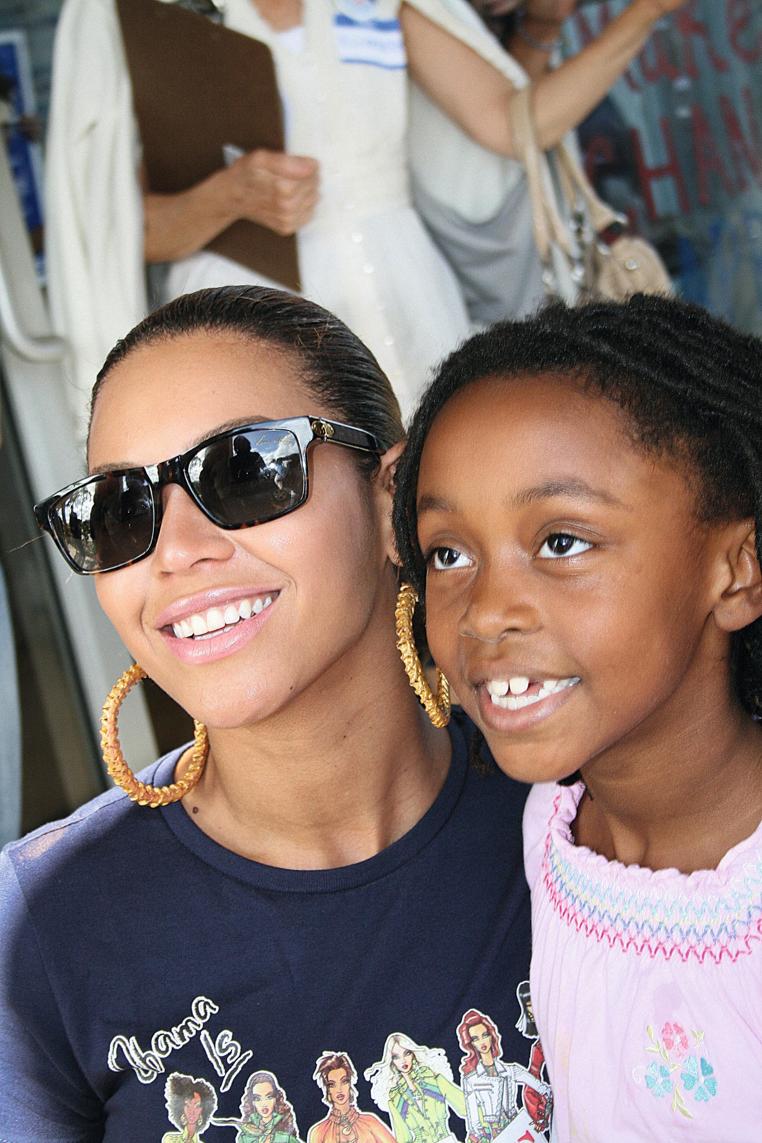Beyoncé - Médiane et écart interquartile - Statistiques descriptives