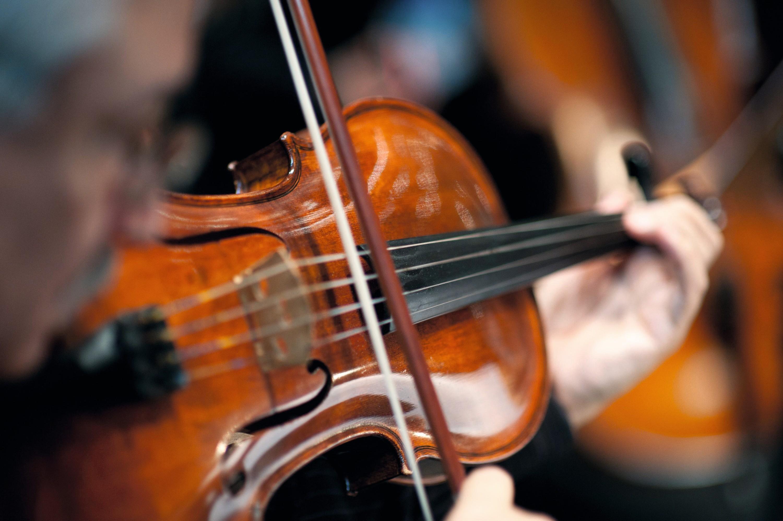 Le placement des doigts sur le violon