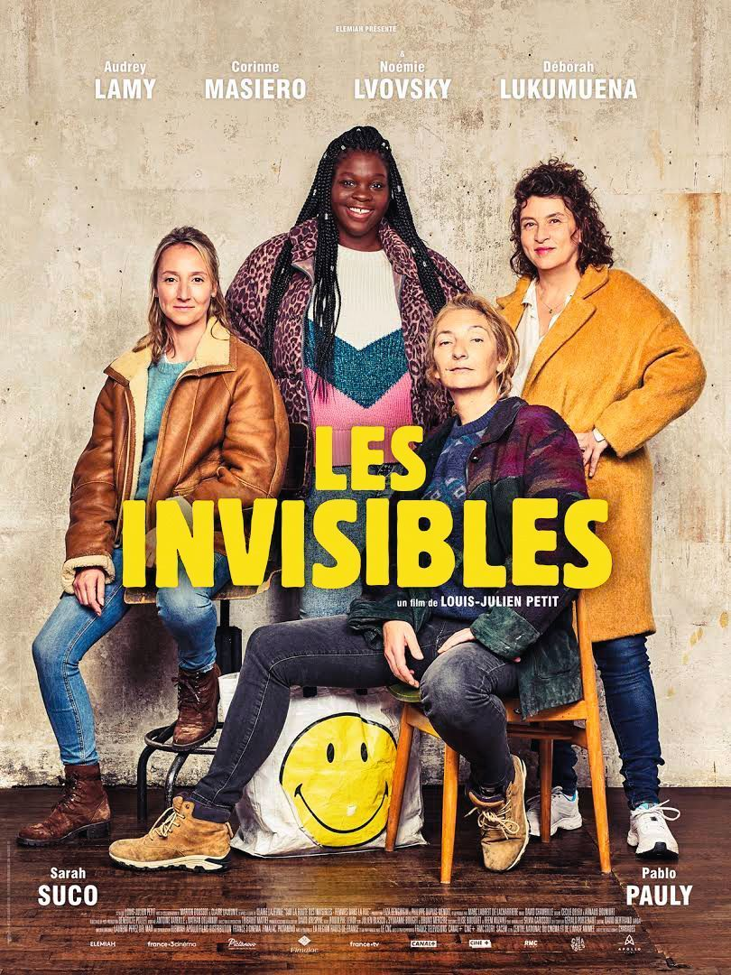 Louis-Julien Petit, Les invisibles, 2019