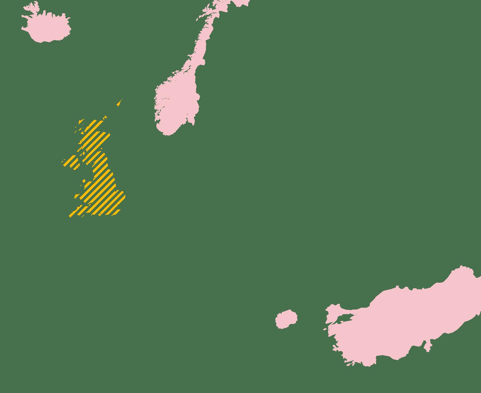 pays Erasmus hors UE et en attente