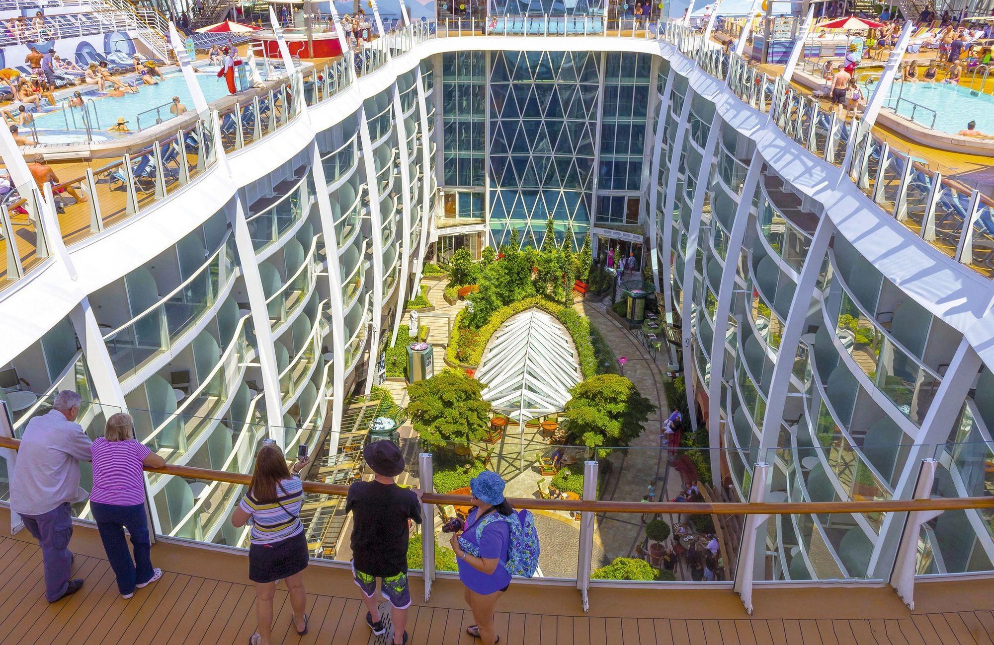 L'Oasis of the Sea de la Royal Caribbean Cruise Line (RCCL)