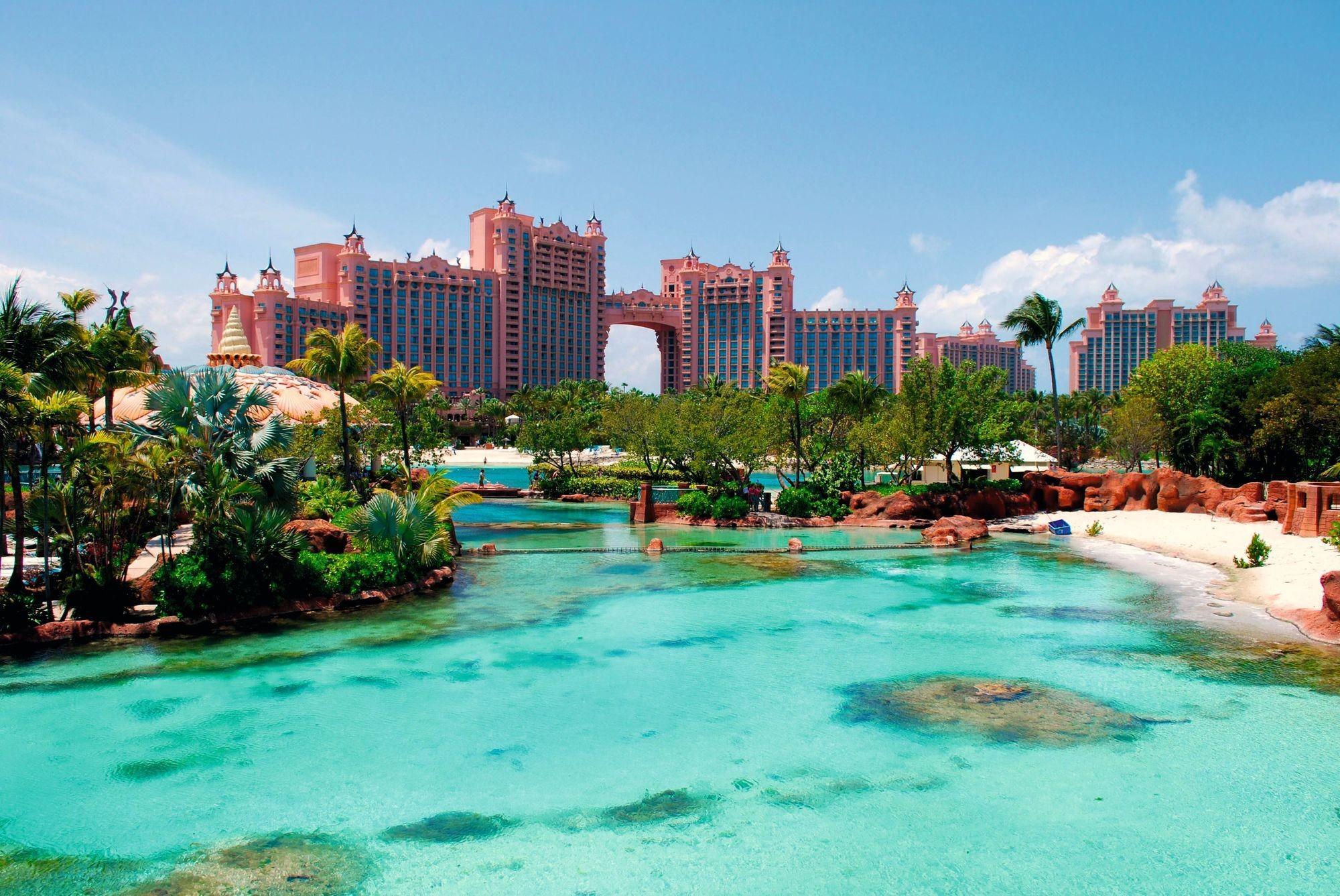 Les Bahamas, destination privilégiée des touristes états-uniens