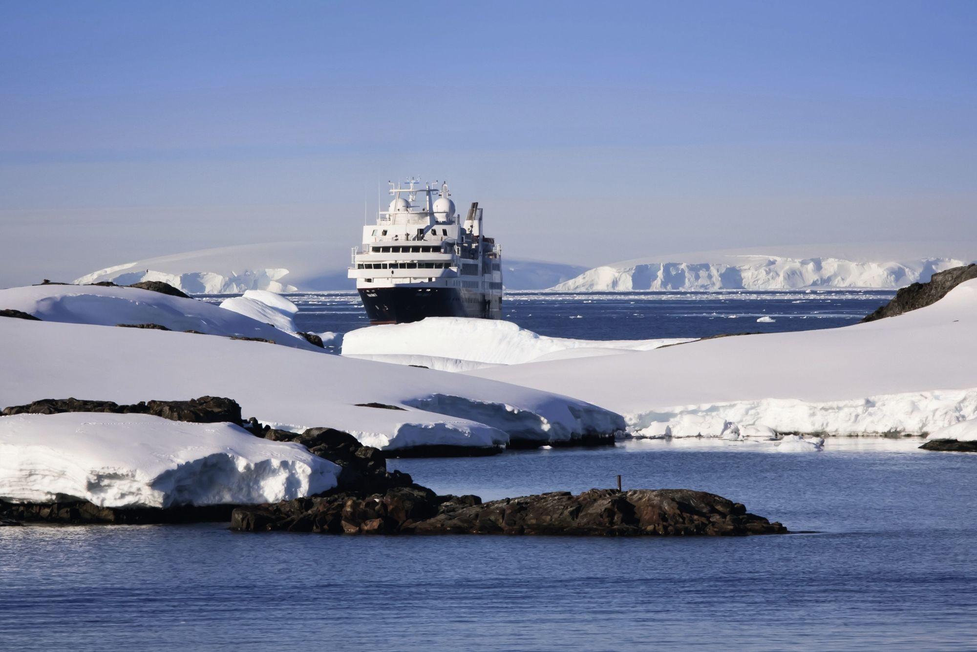 L'Antarctique, dernière « frontière » du tourisme